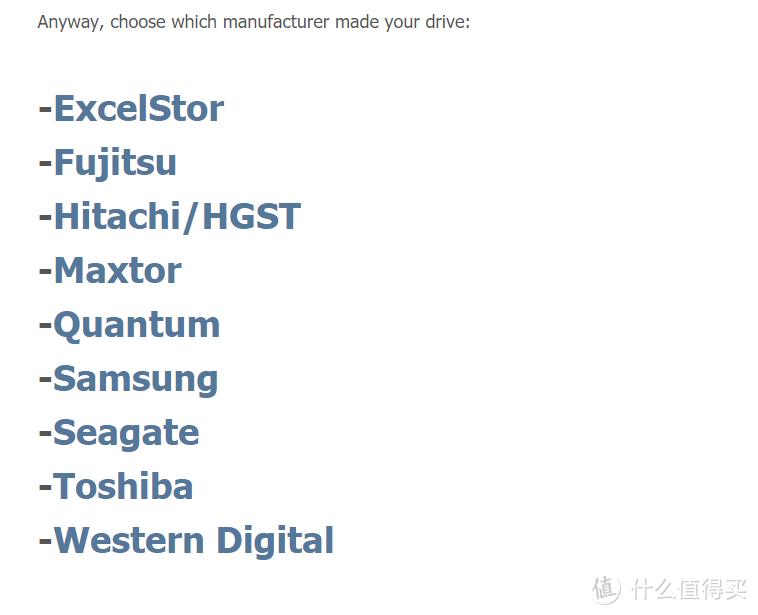 买硬盘不求人!看这两个网站,选到最稳的机械硬盘!附各容量推荐型号列表