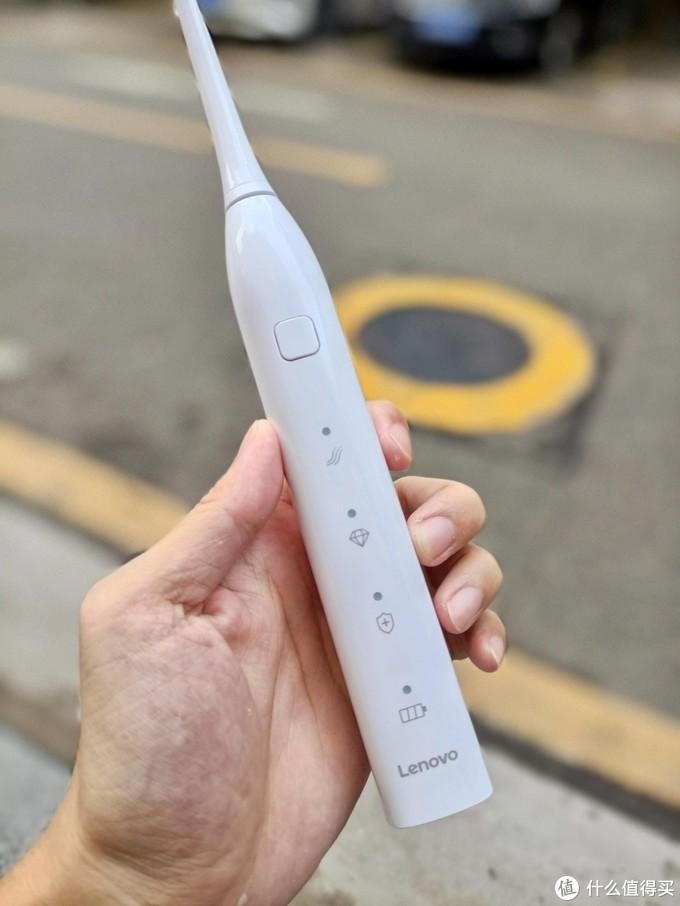十分好用的口腔护理伴侣 联想声波电动牙刷T1开箱体验