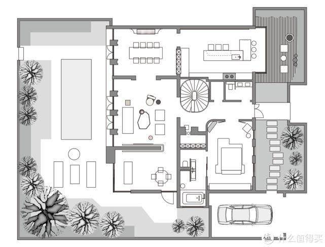 农村自建房改造成400㎡乡间美墅,网友:这是我看过最好的农舍