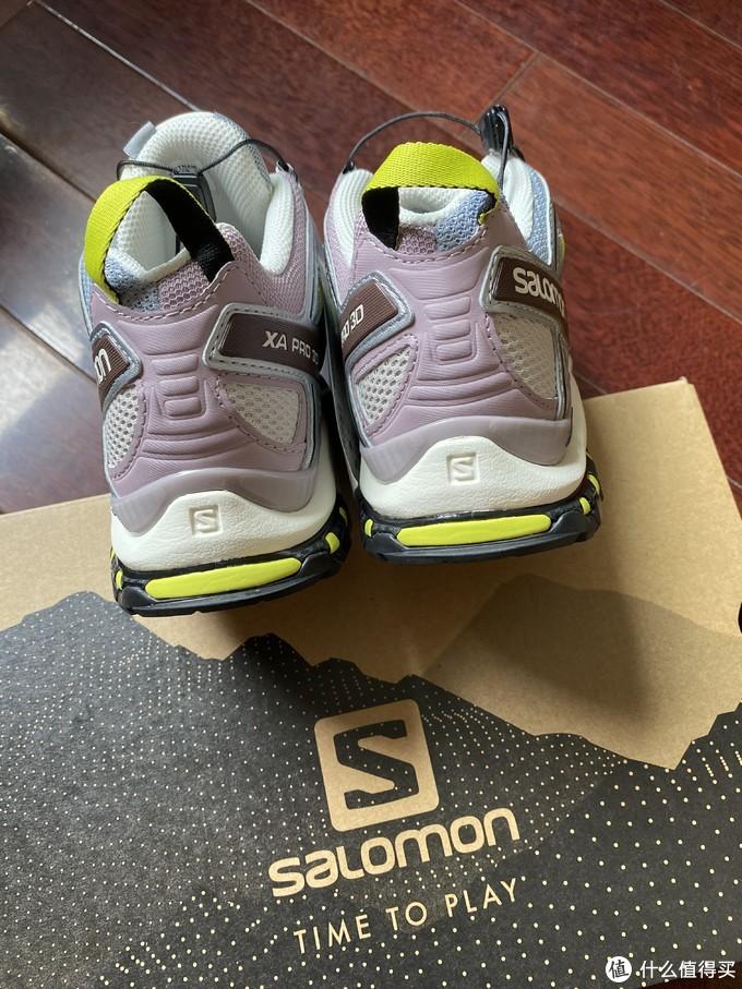 山系越野跑鞋!Salomon XA PRO 3D
