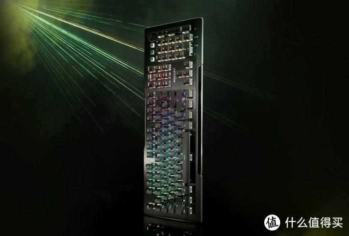 """冰豹发布三款Vulcan""""瓦肯""""游戏键盘,采用泰坦光轴、拥有AIMO绚丽系统"""
