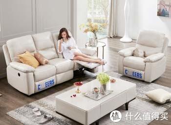 将沙发灵动组合,解救你无处安放的大长腿