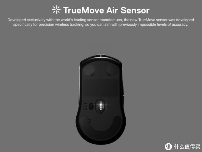 400小时续航,TrueMove Air光学传感器,赛睿推出全新Rival 3 Wireless游戏鼠标 售价59.99美元(约407元)