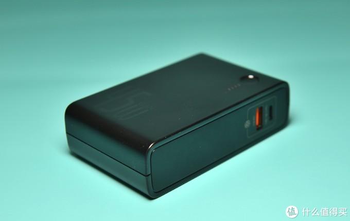 便携UPS——倍思氮化镓双模充能量堆