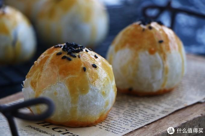 学会这个中式月饼,中秋节再也不买了