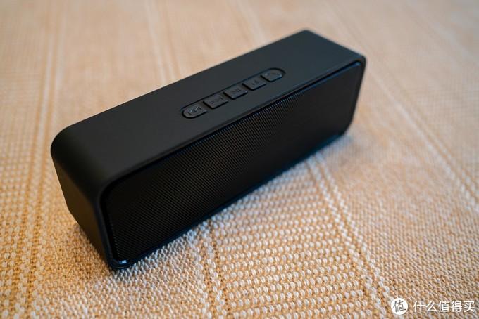 国货廉价数码晒单:¥24元蓝牙无线2.1低音炮音箱开箱简评