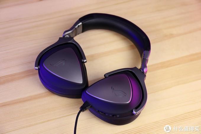 华硕ROG棱镜游戏耳机评测:是我喜欢的游戏耳机的样子~