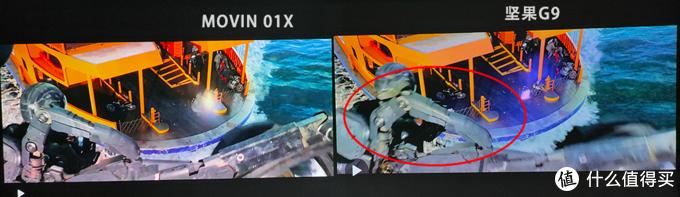 如此真实,眼眸一亮智能投影标配!极米MOVIN 01X对比坚果G9评测