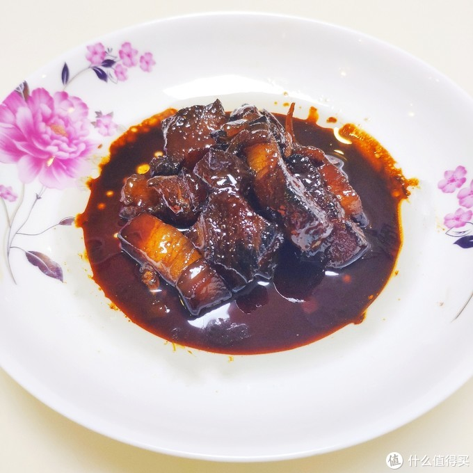 红焖猪肉—与家人一同分享