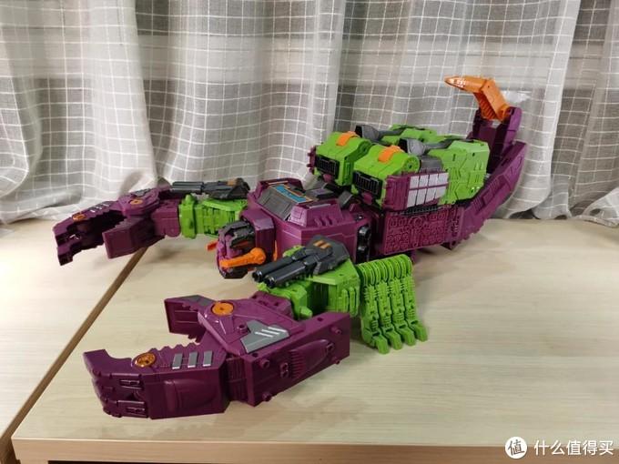 童年的那只蝎子——地出泰坦级撒克巨人开箱