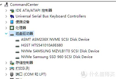 此时PM981A上主板的M2插槽