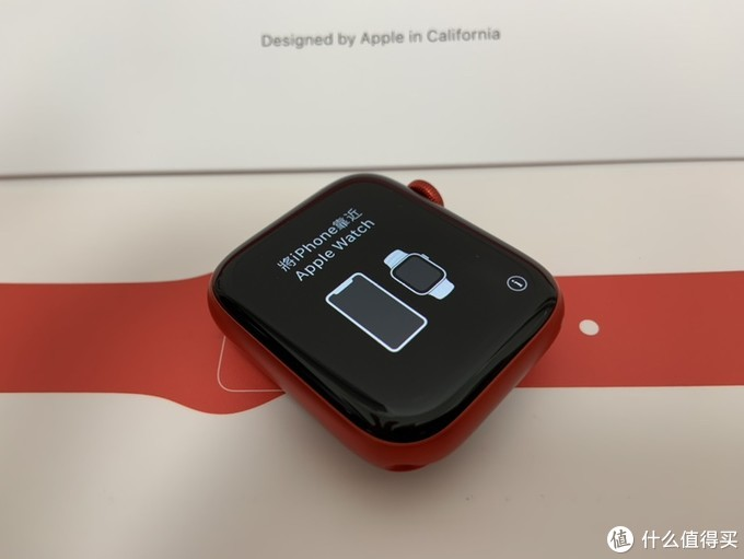 红红火火恍恍惚惚,Apple Watch Series 6 开箱