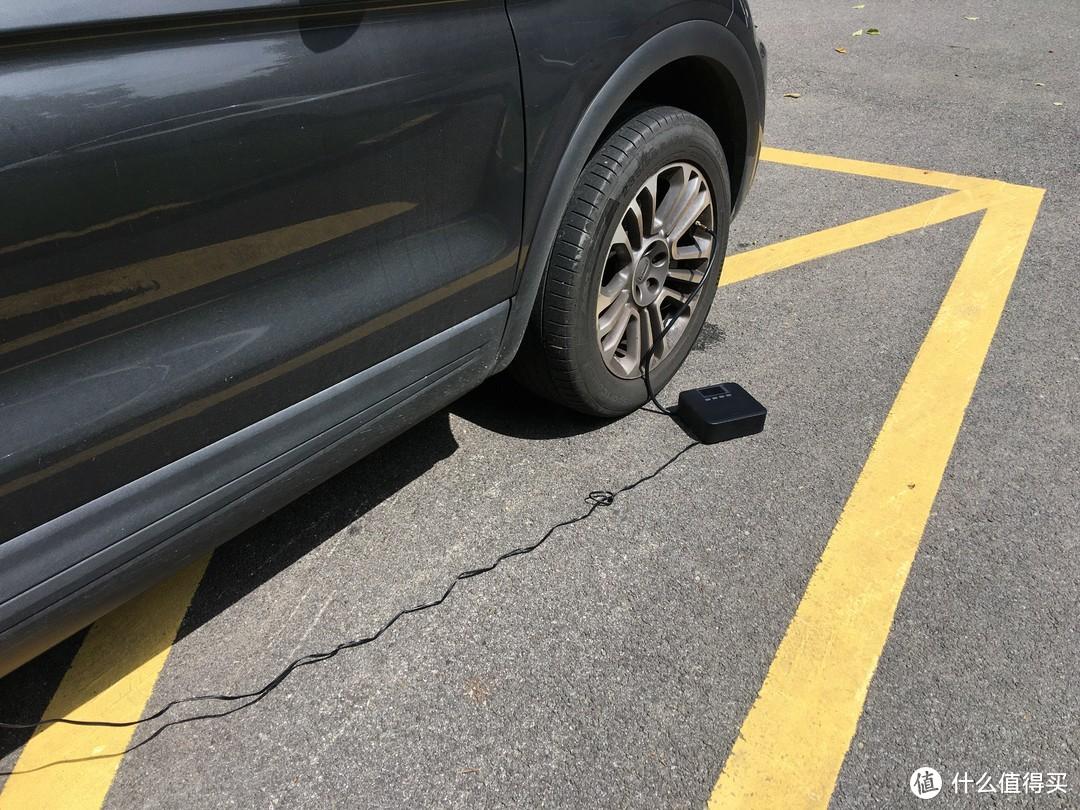 我的胎压我做主-70迈汽车轮胎充气泵青春版