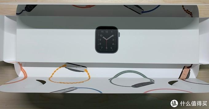 与AppleWatch的首次接触——WatchSe 44mm简单开箱