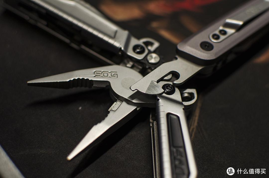 创意设计,绅士工具:SOG索格Q4多功能钳