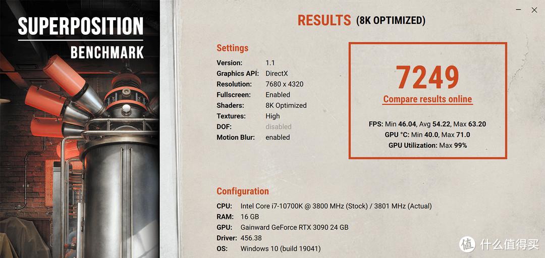 略有束缚的性能巨兽:耕升RTX3090炫光评测分享