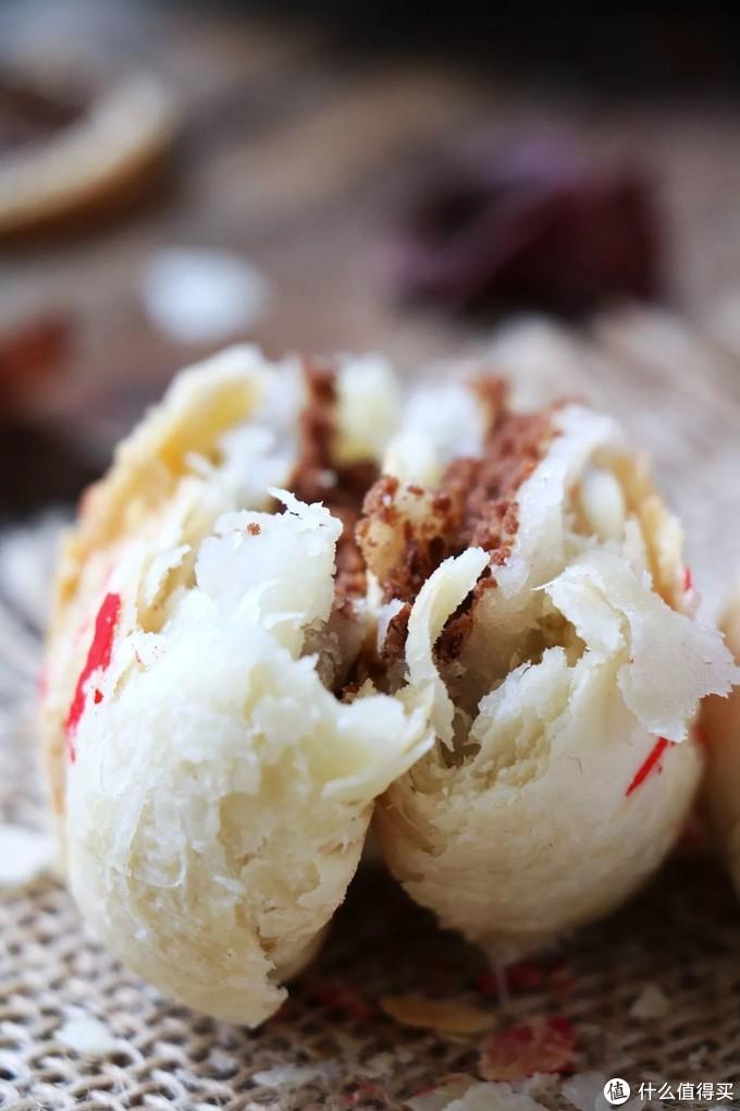 经典豆沙酥,简单又美味,学会不想吃月饼