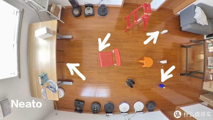 把36台扫地机用成战斗成色:2000~3000价位5台扫地机器人对比 一看就知道那个哪个适合你