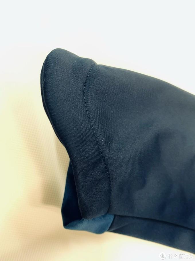 带点品牌科普的Fouganza 500系列马术女士软壳夹克细细体验