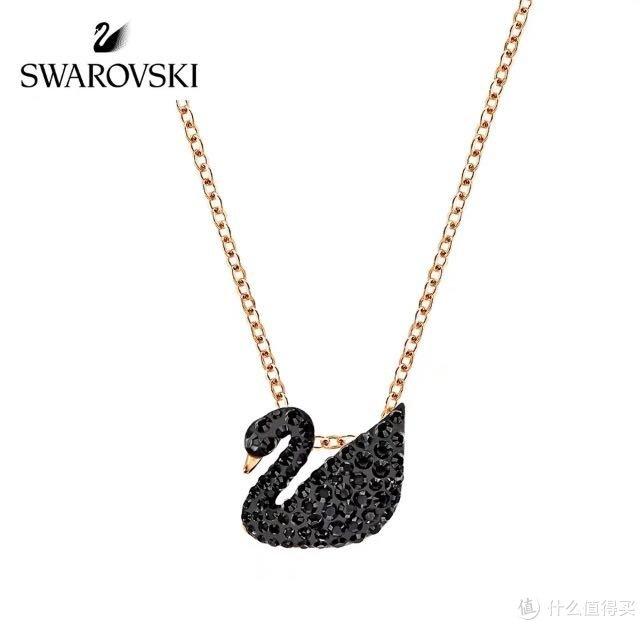 黑天鹅项链