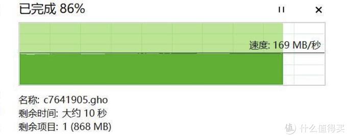 协商到2.4G速率时候的实际传输速度已经超过了千兆有线的上限