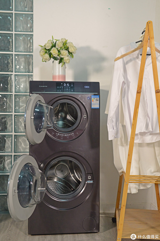 滚筒洗衣机的线下体验
