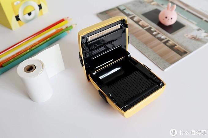 好记性不如打印机——喵喵机P2小黄人版