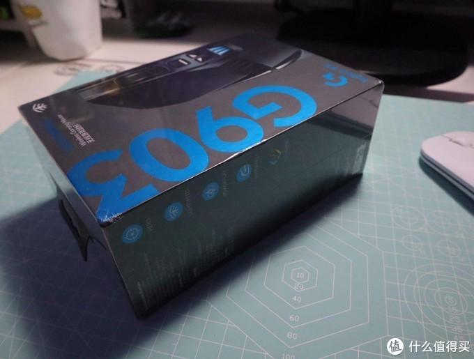 罗技(G)G903 LIGHTSPEED开箱及使用感受