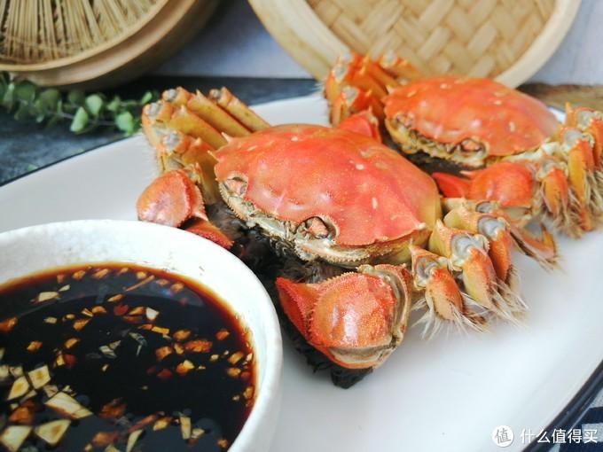 这才是清蒸螃蟹的正确做法,腿不掉,黄不流,中秋宴帮你轻松加分
