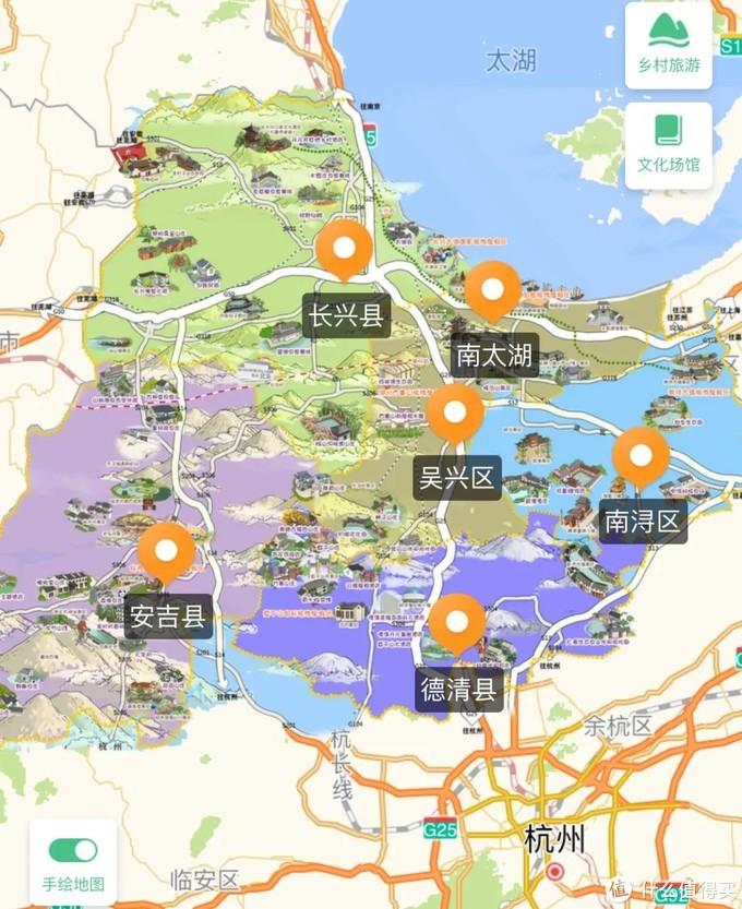 被低估的江南宝藏,旅游价值洼地 | 湖州旅游攻略(全面推荐景点、线路、小吃)