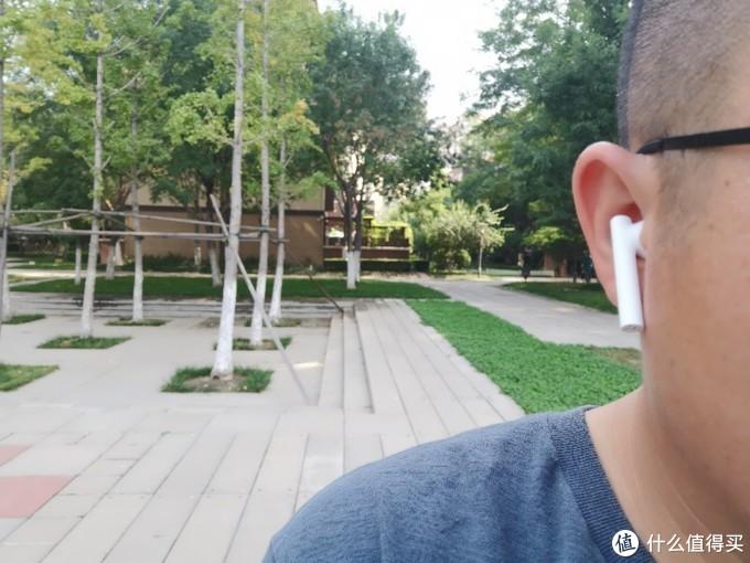 都说包治百病之百元蓝牙耳机的春天-小度 真无线智能耳机