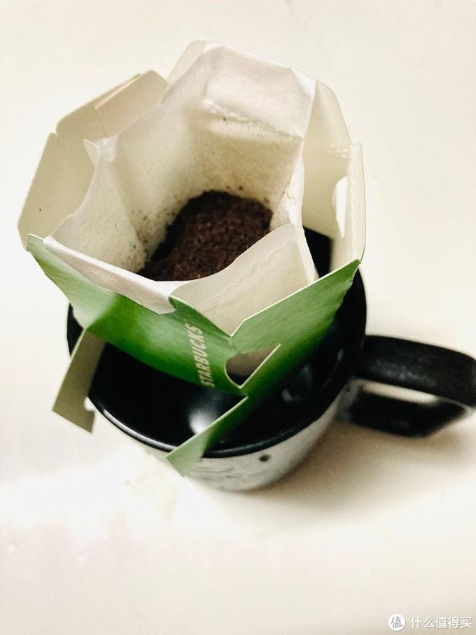 星巴克挂耳咖啡开箱分享