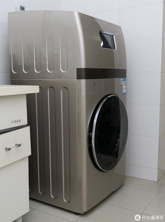 美的洗衣机接入开源智能家居系统的洗衣程序自动化设定及定时操作