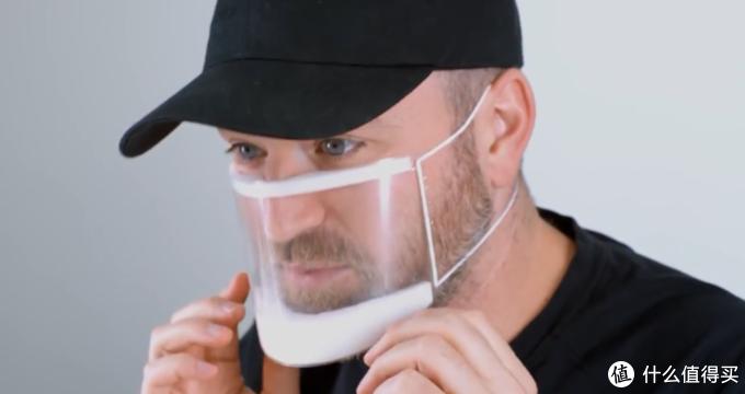 苹果口罩Face Mask和ClearMask国外博主开箱,由中国组装生产