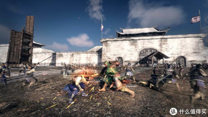 TGS2020:《真·三国无双8 帝国》公开 确认非开放世界玩法