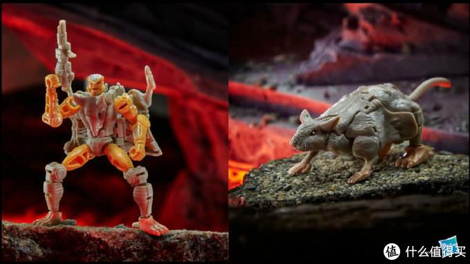 """赛博坦之家:变形金刚新系列玩具""""王国""""公开,猛兽侠登场!"""