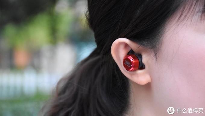 出色工艺 音质至上丨JBL T280TWS PLUS真无线蓝牙耳机