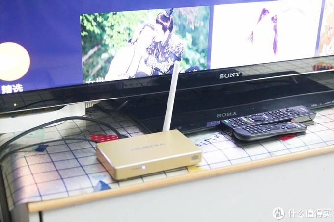 换机顶盒比换电视机划算,海美迪4K播放器H7 Plus体验