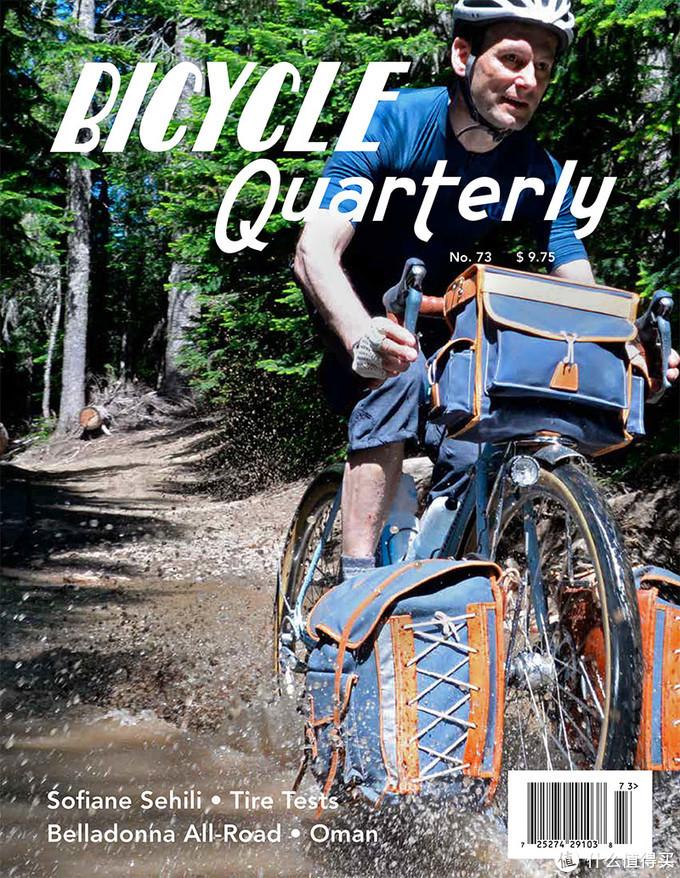 新一期,Jan自己当封面,至今我个人也只有一本这个自行车季刊,杂志先不在本文讨论范围内