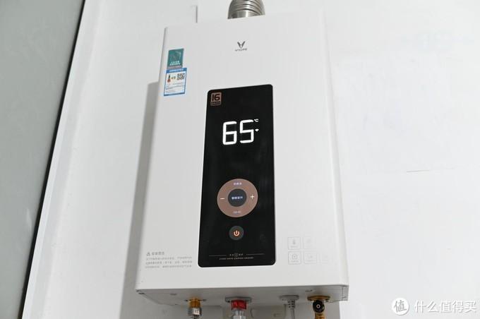 健康水源更舒适,节能省气更环保,云米互联网燃气热水器A1体验