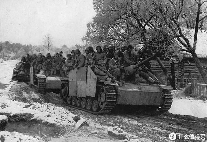 """德军也有这种""""人肉附加装甲"""""""