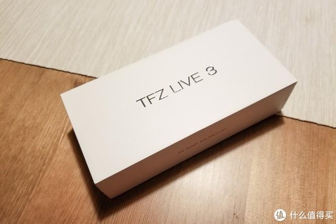 颜值吸引,声音留住,TFZ LIVE 3
