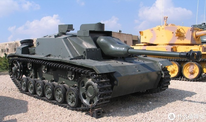 以色列缴获的叙利亚装备的三号突击炮G型,现存于以色列国防军装甲部队纪念博物馆