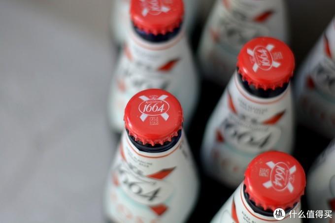 330毫升法兰西风情 凯旋1664桃红啤酒