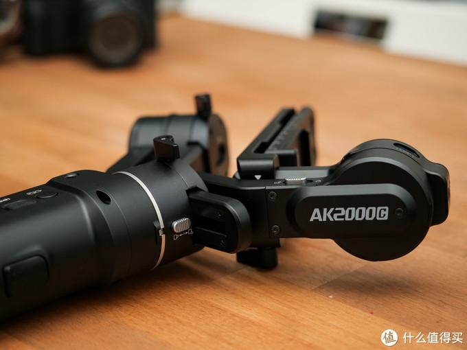 也许是最适合全画幅微单的视频稳定器-飞宇AK2000C体验