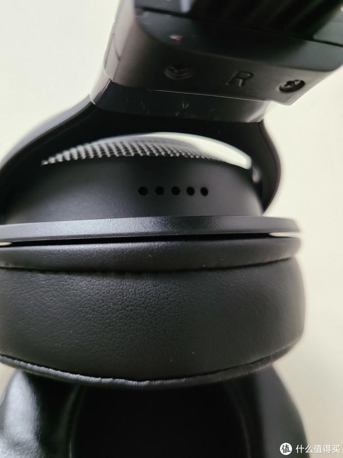 秋天的第一杯奶茶——Razer雷蛇 北海巨妖标准版X 7.1 头戴式游戏耳机 黑色