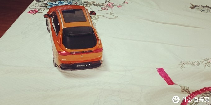 中国版库里南 你知道这台车吗?白菜价的奇点is6原厂车模做工究竟如何?