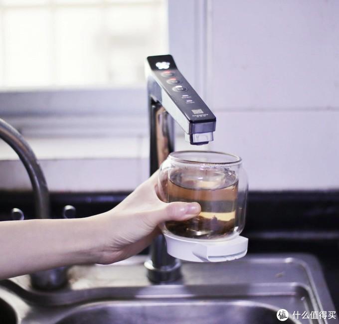 双温出水,冷热直饮!佳尼特净热一体即饮净水器FA1使用有感