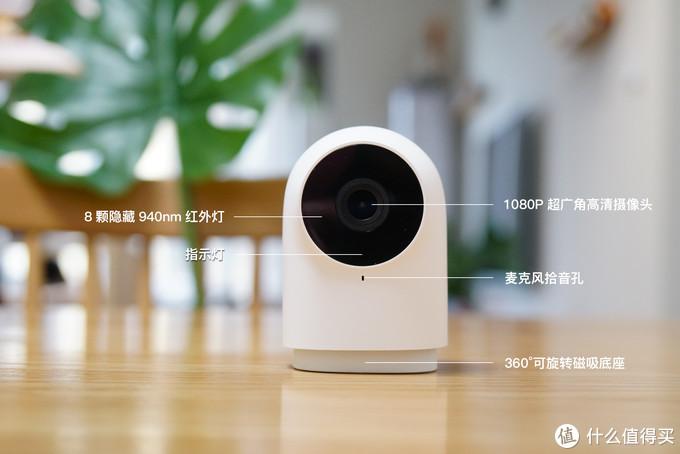 小身材,大眼萌——Aqara新款Apple Homekit智能摄像机G2H测评