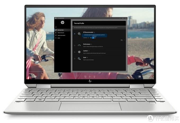 惠普还发布新Spectre x360 13:支持5G网、4K OLED屏、EVO平台